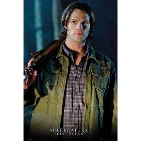 Supernatural - Sam Poster Print By, 24 x 36 thumb