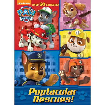 Puptacular Rescues! (Paw Patrol) thumb