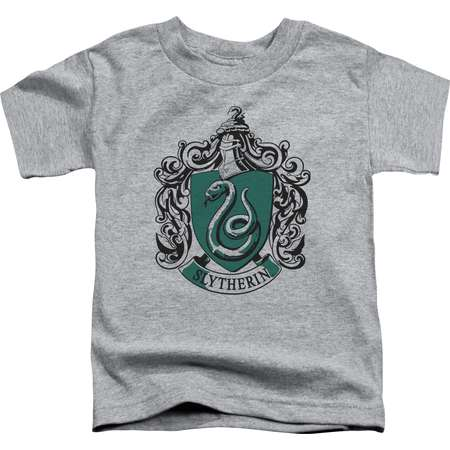 Harry Potter Slytherin Crest Little Boys Toddler Shirt thumb