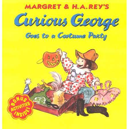 Curious George Goes to a Costume Party thumb
