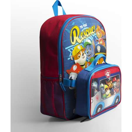 Paw Patrol Backpack with Lunchkit thumb