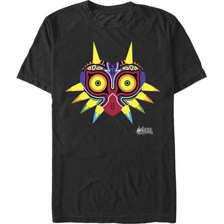 Nintendo Men's Legend of Zelda Majora's Mask Design T-Shirt thumb