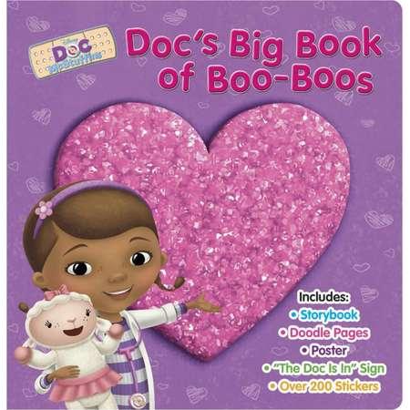 Doc McStuffins Doc's Big Book of Boo-Boos thumb