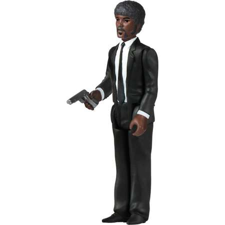Pulp Fiction Series 1 - Jules Winnifield ReAction Figure, Jules Winnfield Action Figure, in retro Kenner style! By FunKo thumb