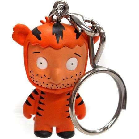 Bob's Burgers Keychain Teddy in Tiger Costume Loose Figure thumb
