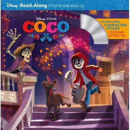 Coco Read-Along Storybook and CD thumb