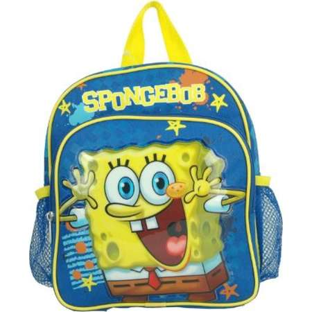 0507acb7fe Mini Backpack - Spongebob Squarepants - Happy 10