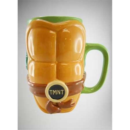 Teenage Mutant Ninja Turtles Shell 32oz Ceramic Mug thumb