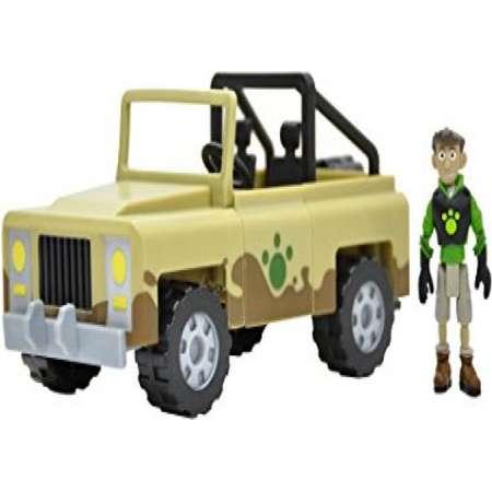 Wild Kratts Createrra Creature Rescue Set With Chris Action Figure 150000 Walmart