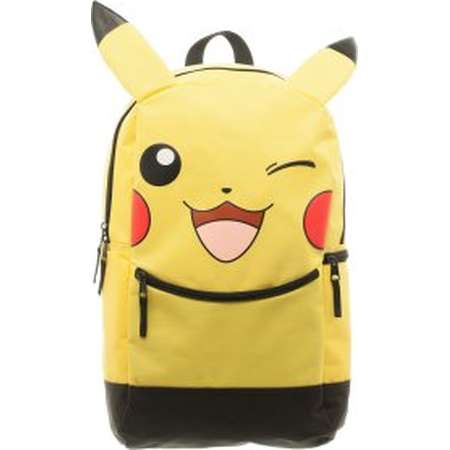 Pokemon Pikachu Big Face Backpack thumb