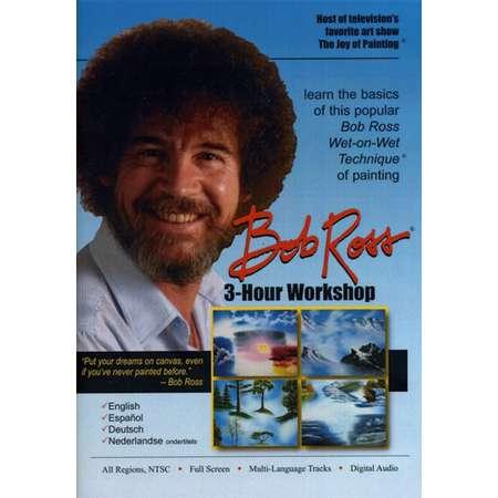 Bob Ross Joy Of Painting Series: 3-Hour Workshop thumb