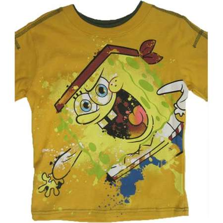 spongebob squarepants spongebob squarepants t shirt toonstyle products