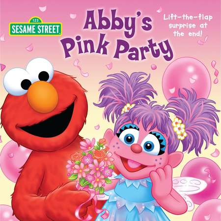 Abby's Pink Party (Sesame Street) thumb