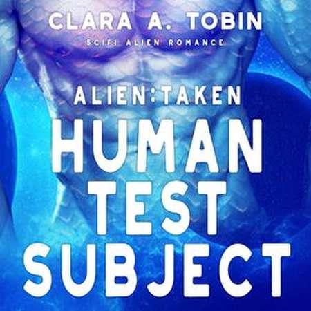 Alien: Taken - Human Test Subject (Scifi Alien Abduction Erotica Romance) - Audiobook thumb