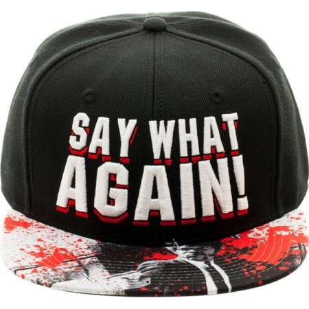 Baseball Cap - Miramax - Pulp Fiction Say What Again! New sb45ybmrx thumb