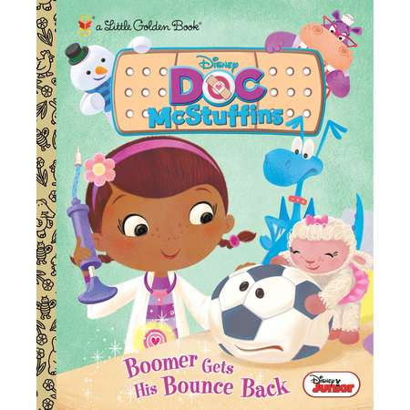 Boomer Gets His Bounce Back (Disney Junior: Doc McStuffins) thumb