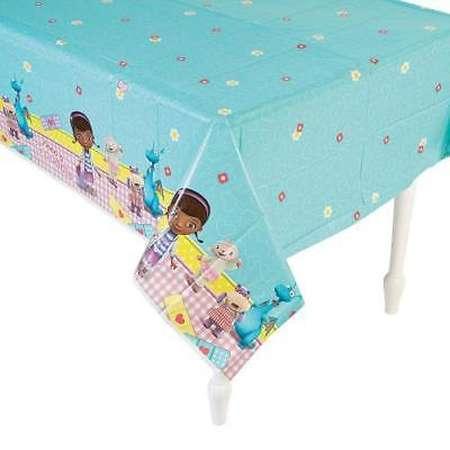 IN-13622699 Doc McStuffins Plastic Tablecloth 2PK thumb