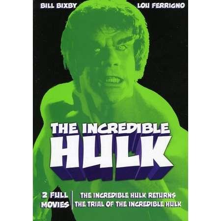 The Incredible Hulk Returns / The Trial of the Incredible Hulk thumb