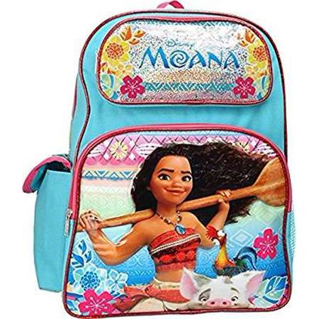 "Moana Backpack 16"" Large School, By Moana BP2 thumb"