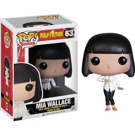 Funko Pop! Movies: Pulp Fiction, Mia Wallace thumb