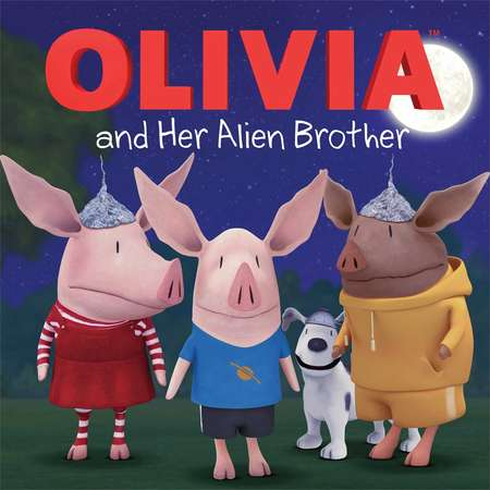 Olivia and Her Alien Brother thumb