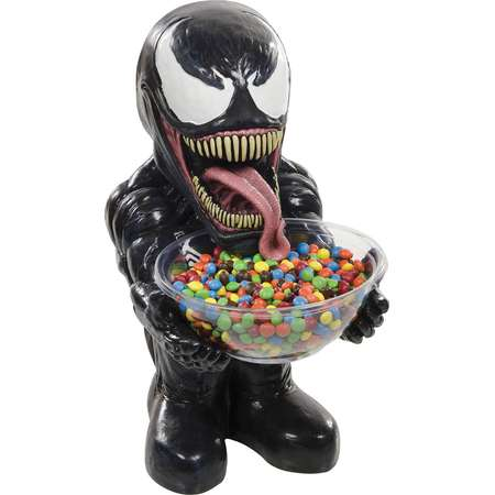 Classic Venom Candy Bowl Halloween Costume Accessory thumb