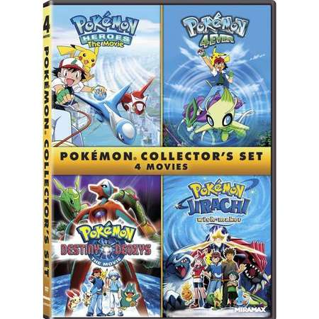 Pokemon Collectors Set [DVD] thumb