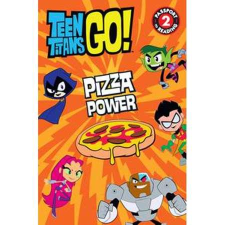Teen Titans Go! (TM): Pizza Power - eBook thumb