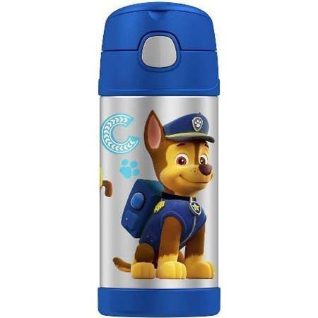 Thermos Funtainer 12 Ounce Bottle, Paw Patrol thumb