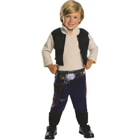 Star Wars Boys Han Solo Halloween Costume thumb