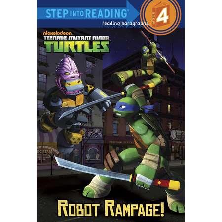 Robot Rampage! (Teenage Mutant Ninja Turtles) thumb