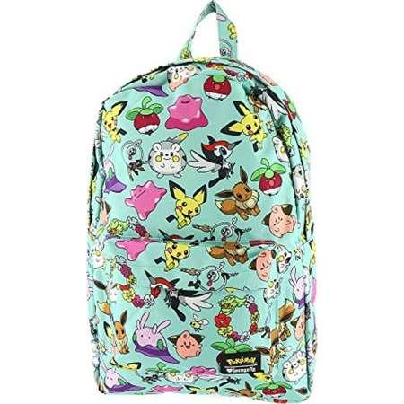 Pokemon Cute AOP Backpack thumb