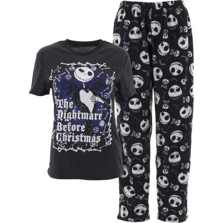 Nightmare Before Christmas Pajamas Toonstyle Products