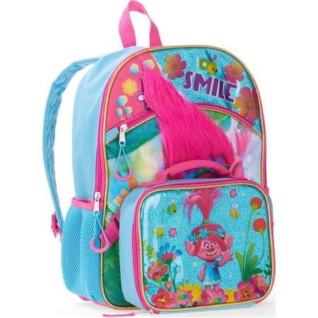 Trolls Backpack w/ Lunch Bag thumb