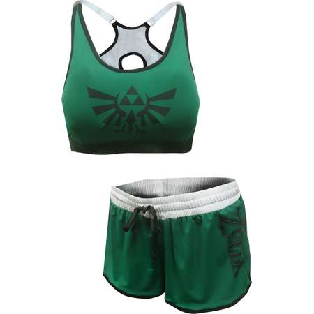Nintendo The Legend Of Zelda Bra and Boxer Pajama Set thumb