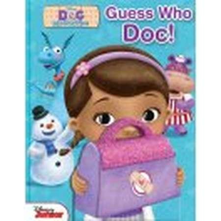 Disney Doc McStuffins Guess Who, Doc! thumb