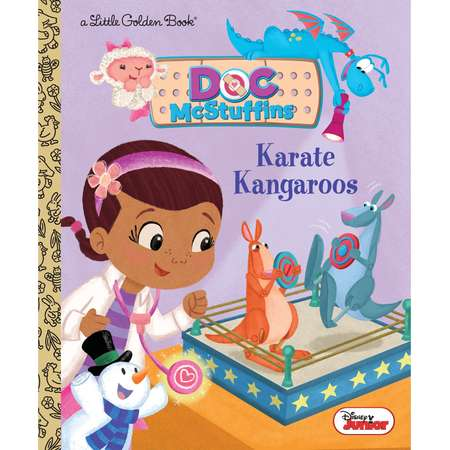 Karate Kangaroos (Disney Junior: Doc McStuffins) thumb