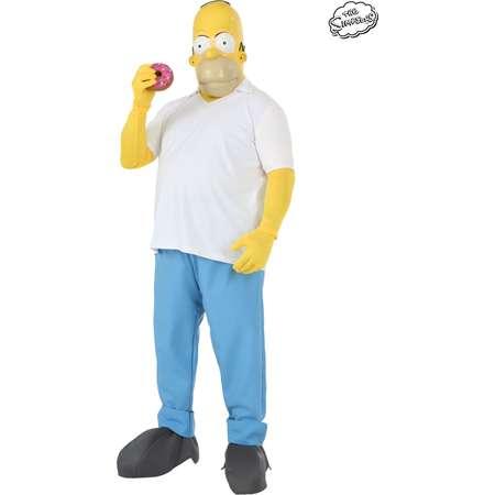 The Simpsons Plus Size Homer Simpson Costume thumb