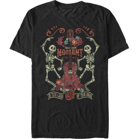Coco Men's Seize Moment Skeleton Dance T-Shirt thumb