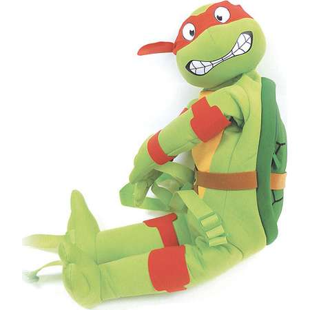 Comic Images Backpack Buddies Teenage Mutant Ninja Turtles, Raphael thumb