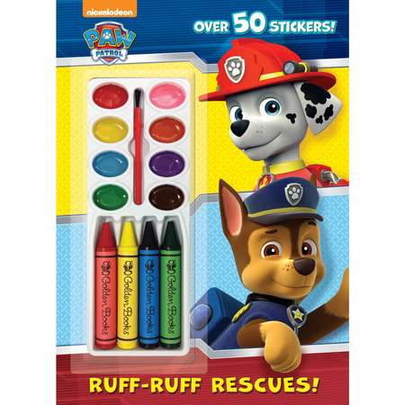 Ruff-Ruff Rescues! (Paw Patrol) thumb