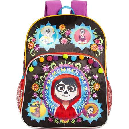 Backpack - Coco - 16 Inch Large - Black - Remember Me thumb