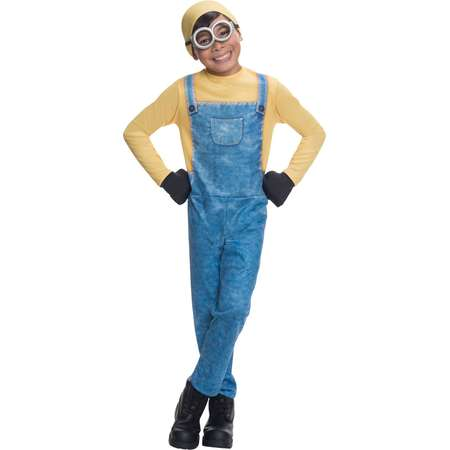 Minion Movie Bob Despicable Me Child Costume thumb