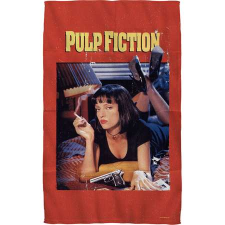 Pulp Fiction Towel thumb