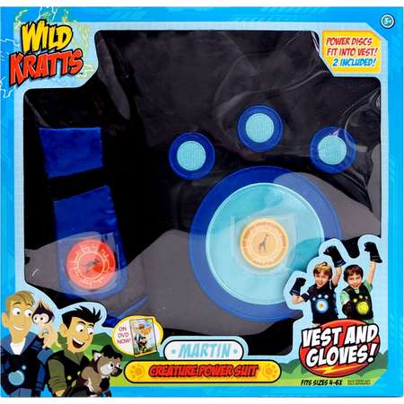 6848e5051992 Wicked Cool Toys Wild Kratts Creature Rescue Power Suit