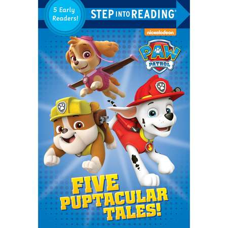 Five Puptacular Tales! (PAW Patrol) thumb