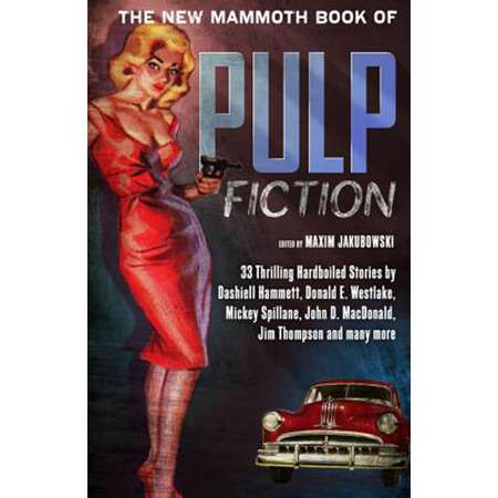The New Mammoth Book of Pulp Fiction thumb