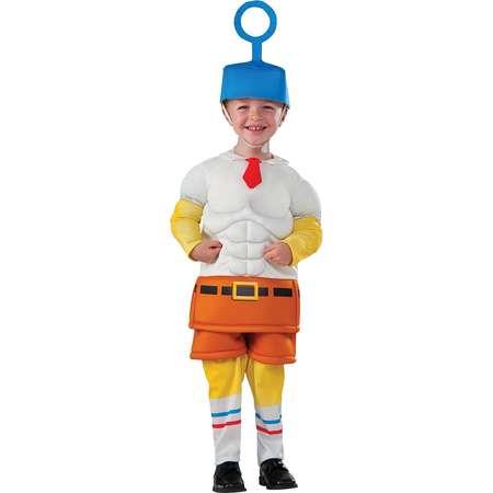 Toddler SpongeBob Movie Invincibubble Bob Costume by Rubies 510054 thumb