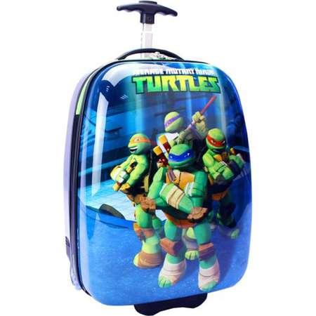 Nickelodeon Teenage Mutant Ninja Turtles Hard Shell Luggage thumb