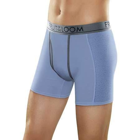 Fruit of the Loom  Men's Ultra Flex Boxer Briefs, 3 Pack thumb